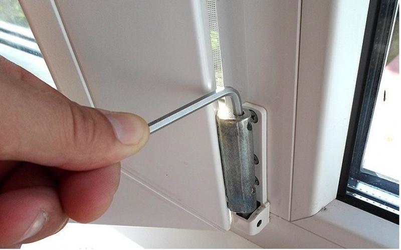 Пластиковые окна ремонт регулировка своими руками видео